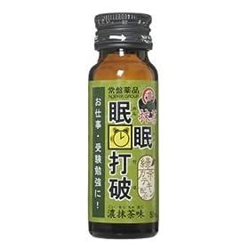 眠眠打破 濃抹茶味(50ml)×30本