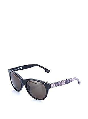 Diesel Sonnenbrille DL0048 schwarz/weiß