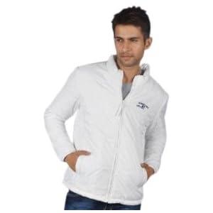 Numero Uno Full Sleeve Jacket - White