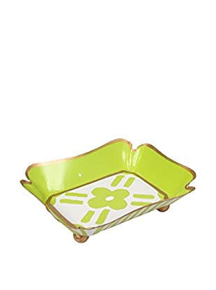 Jayes Pacifico Trinket Tray, Green