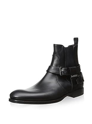 Alessandro Dell'Acqua Men's Boot with Buckle