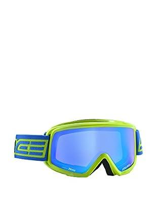 salice occhiali Maschera Da Sci 608Darwf Verde/Blu