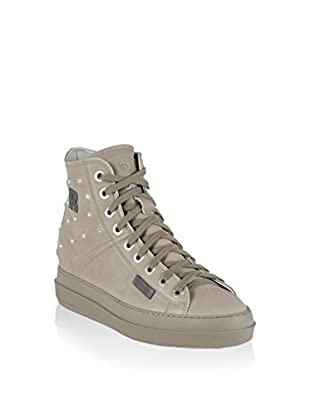 Ruco Line Sneaker Alta 2212 Cuero Sw