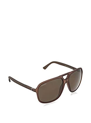GUCCI Sonnenbrille 1091/S SP B00 (60 mm) braun