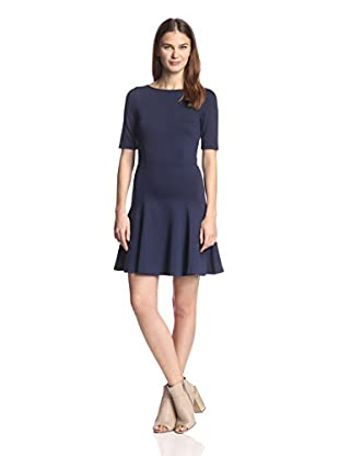 Love…Ady Women's Zip Fit-and-Flare Dress