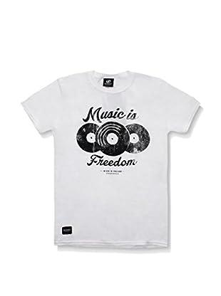 Seventy Seven T-Shirt Music Is Freedom