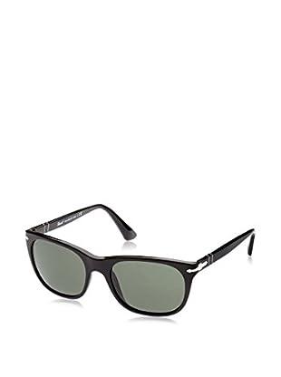 ZZ-Persol Gafas de Sol 0PO3102S 56 95/31 (56 mm) Negro