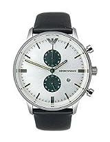 Emporio Armani  Analog White Dial Men's Watch AR0385