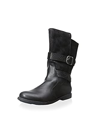 EMU Australia Women's Ainslie Mid-Shaft Moto Boot