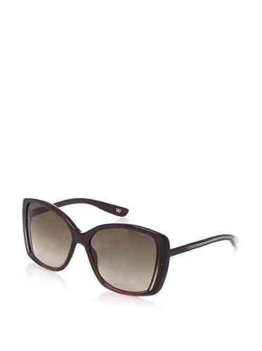 Bottega Veneta Women's BV144/S Sunglasses (Crystal Brown Olive)