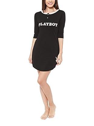 Play Boy Nightwear Nachthemd Let