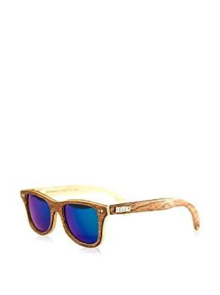 FELER SUNGLASSES Sonnenbrille Regular Bubinga (50 mm) beige/braun