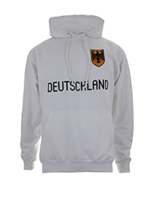 TOFFS - RETRO FOOTBALL APPAREL Felpa Cappuccio Germany