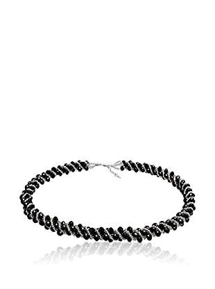Chicstyle Halskette schwarz/weiß
