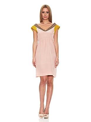 Siyu Vestido La Seda (Rosa)