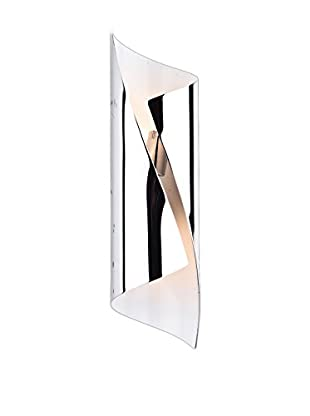 Light UP Wandleuchte Tarsus metallic