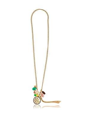 Desigual Halskette Sailor goldfarben