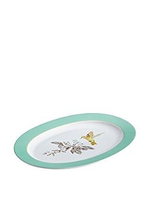 Bonjour Fruitful Nectar Oval Platter