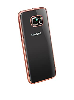 Funda Tpu Luxury Samsung Galaxy S6 Edge Rosa