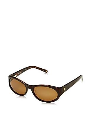 Polaroid Sonnenbrille P9365 (57 mm) braun