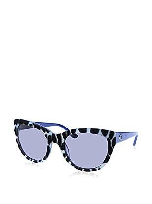 GUESS Sonnenbrille 7429 (56 mm) himmelblau/dunkelbraun