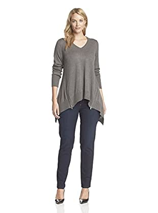 Acrobat Plus Women's V-Neck Sweater with Zips