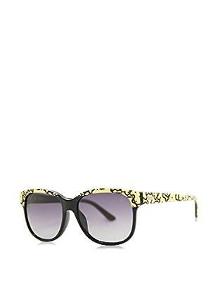 Tous Sonnenbrille Sto782-560Apa (56 mm) schwarz/beige