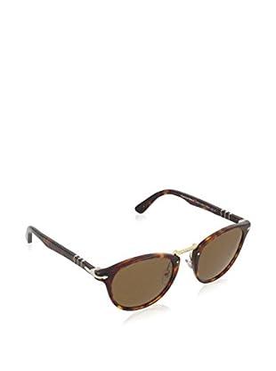 PERSOL Sonnenbrille Polarized 3108S 24_57 (49 mm) havanna