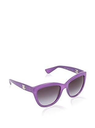 Dolce & Gabbana Gafas de Sol 6087 26778G55 Violeta