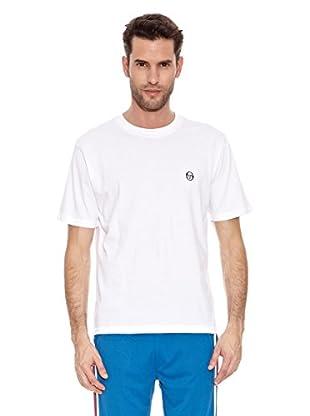 Sergio Tacchini Camiseta Manga Corta Daiocco Camiseta Manga Corta Daiocco (Blanco)