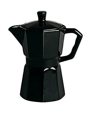 Seletti Porcelain Coffee Percolator, Black
