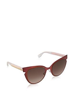 FENDI Gafas de Sol 0133/S V6NPQ52 (52 mm) Burdeos