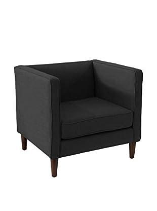 Skyline Zuma Bucktown Chair, Caviar