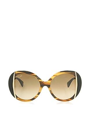 Emilio Pucci Sonnenbrille 742S-265 (56 mm) braun
