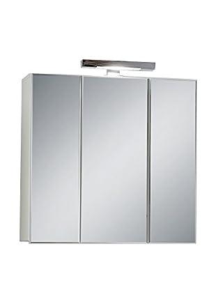 Home & Order Mueble de baño con espejo Ibis I3 Blanco