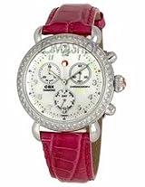 Michele Csx36 Day Diamond Steel Watch Mww03M000021