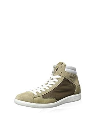 Geox Men's Radar Hightop Sneaker
