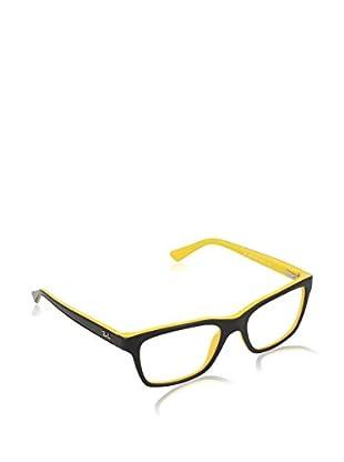 Ray-Ban Gestell Mod. 1536 366048 (48 mm) schwarz/gelb
