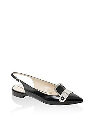 Pollini Zapatos de talón abierto Dr Px5/10 Abr.