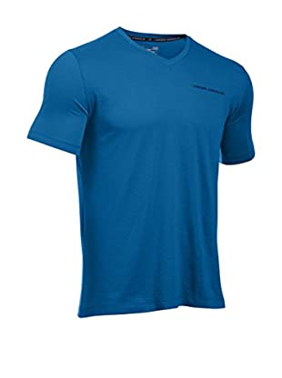 Under Armour Camiseta Manga Corta Charged V-Neck