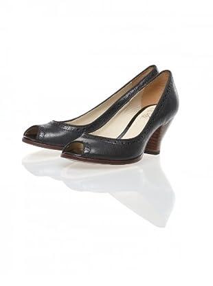 Clarks Zapatos Tacón Topaz (Negro)