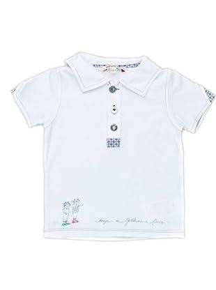 Kenzo Kids Conjunto camiseta/pantalón estampado (blanco)