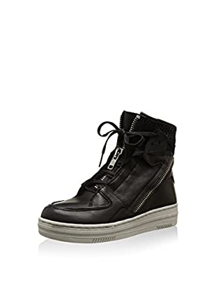 Crime London Hightop Sneaker 21600S15