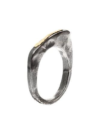 Adolfo Dominguez Anillo 5120810035 (plata / oro amarillo)