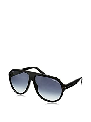 TOM FORD BLACK LUCIDO WITH BLUE GRAD