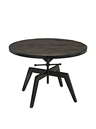 Modway Grasp Wood Top Coffee Table, Black