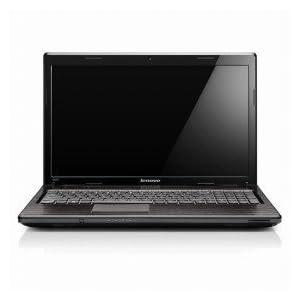 【クリックでお店のこの商品のページへ】Lenovo G570シリーズ LEDバックライト付15.6型 HD液晶 Celeron B800 ノートブック ブラック 4334-72J
