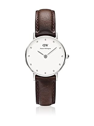 Daniel Wellington Reloj con movimiento japonés Woman DW00100070 26 mm