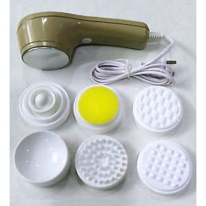DEEP HEAT MASSAGER KOLVIN 2IN1 FULL BODY VIBRATION