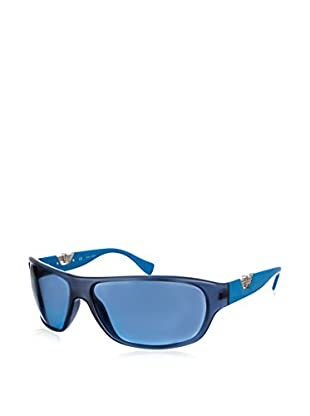 Police Sonnenbrille S1803-4AGM (60 mm) blau/hellblau